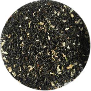 Certified Ec834/2007 and Nop 100% Organic Jasmine Green Tea Leaf pictures & photos