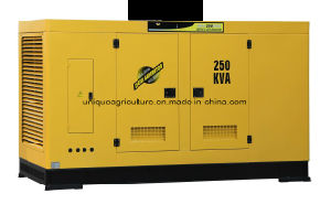 200kw Diesel Silent Generator Powered by Cummins (UQ-200KW) pictures & photos