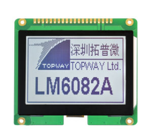 128X64 Graphic LCD Display Cog Type LCD Module (LM6082A) pictures & photos