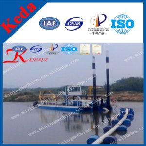 Good Working Efficiency Cutter Suction Dredger pictures & photos