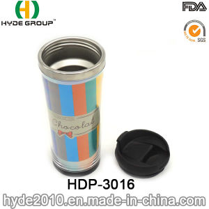 Stainless Steel Pretty Design Mug Coffee Mug Travel Mug (HDP-3016) pictures & photos