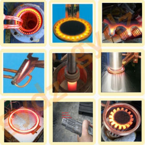 High Frequency Portable Induction Heater Equipment for Heating (GY-40AB) pictures & photos