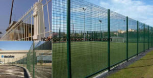High Quality PVC Coated Iron Wire Mesh Fencing pictures & photos
