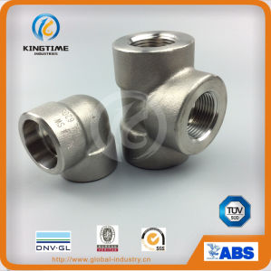 ASME B16.11 Stainless Steel Sw Elbow Socket Weld Elbow (KT0572) pictures & photos