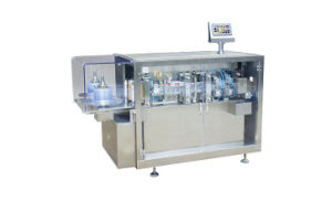 Ggs-118 High Quality Plastic Ampoule Oral Liquid Filling Sealing Machine pictures & photos