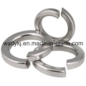 DIN 127 Stainless Steel Spring Lock Washer pictures & photos
