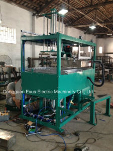 Semi-Automatic Single Station Plastic Vacuum Forming Blister Forming Machine pictures & photos