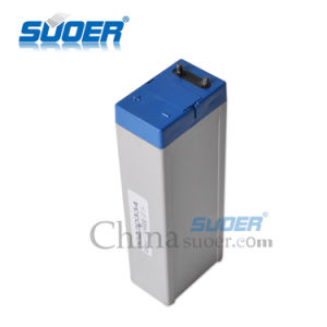Suoer Factory Price Storage Battery 4V Solar Power Storage Battery 1.2A Accumulator with Ce&RoHS (00220334) pictures & photos