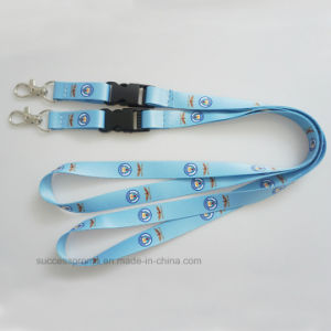 Sublimation Polyester Lanyard Wholesale Printed Lanyards pictures & photos
