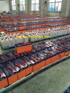 12V120AH,Can customize 42AH,50AH,60AH,65AH,70AH,85AH, 90AH,105AH,110AH,125AH; Storage Power;UPS;CPS; EPS;ECO;Deep-Cycle AGM;VRLA;Sealed Lead-Acid Battery pictures & photos