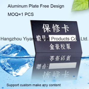 Aluminum Plate Customized Any Content pictures & photos