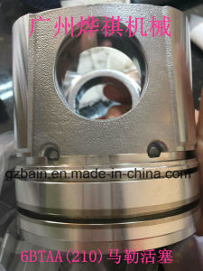 Mahle (IZUMI) Brand Piston for Komatsu Excavator Engine 6btaa /210 (Part Number: 3926631/3926631-00/MlWTP057) pictures & photos