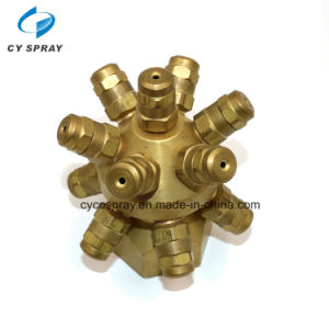 Brass Multi-Head Tank Washing Spray Nozzle pictures & photos