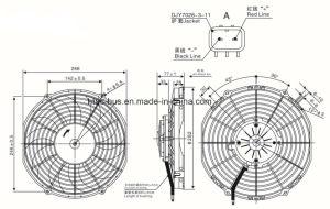 Auto A/C Blower Fan Spal Va11-Bp12/C-57A pictures & photos