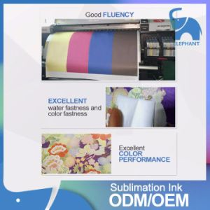Inktec Sublinova Hi-Lite Sed Sublimation Ink for Epson Dx5 Head pictures & photos