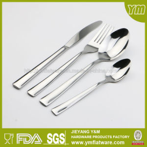 High Quality Stainless Steel Knife Fork Spoon Tableware Cutlery pictures & photos