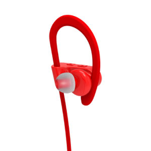 Ear Hook Wireless Bluetooth Stereo Earphone Fashion Sport Running Headphone Studio Music Headset with Microphone pictures & photos