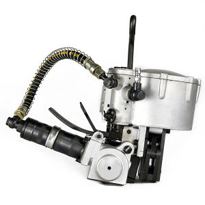 One Hand Pneumatic Strapping Tool pictures & photos
