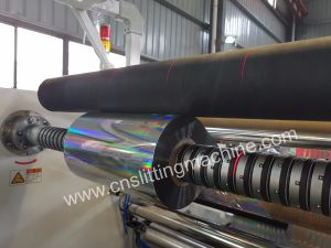 Aluminum Foil Slitting Rewinding Machine pictures & photos