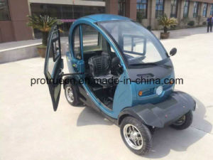 Fashion Design Electric Car with Good Price pictures & photos