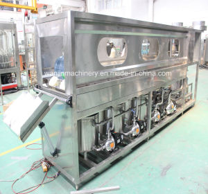900bph Barrel Filling Machine (QGF) pictures & photos