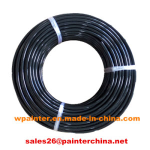 "1/8"" Single Fibre Braided Resin Hose/ Pipe 3.5*8.4mm pictures & photos"