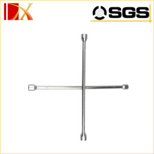Auto Repair Tools for Tire 17*19*21*23 Cross Wrench pictures & photos