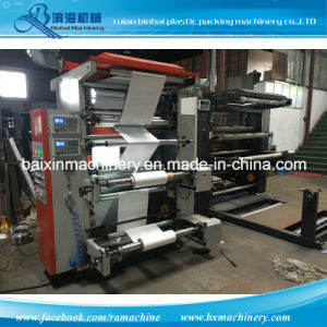 Table Napkin Flexogarphic Printing Machine pictures & photos