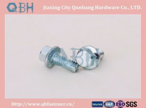Flange Bolts Cl. 4.8/6.8/8.8/10.9 M5-M20 pictures & photos