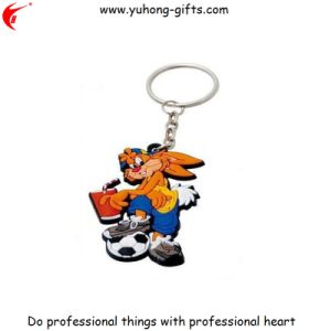 Wholesale OEM Animal Keychain for Promotion Gifts (YH-KC094) pictures & photos
