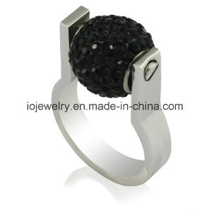 Personalized Jewelry 316 Stainless Steel Interchangeable Bead Ring pictures & photos