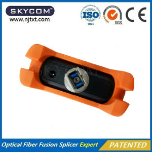 Fiber Optic Laser Power Meter 850/1300/1310/1490/1550/1625nm (T-OP300T/C) pictures & photos