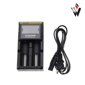 Nitecore D2 Charger for 26650, 22650, 18650, 18350 pictures & photos