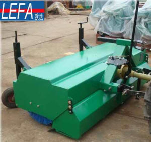 Farm Cleaning Machine 3 Point Linkage Tractor Mounted Road Sweeper pictures & photos
