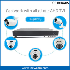 H. 264 16CH 3MP/2MP Ahd/Tvi DVR pictures & photos