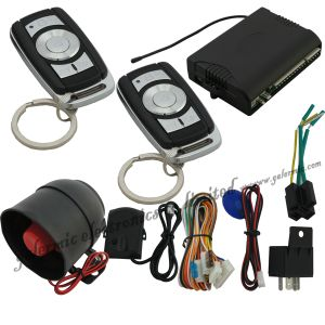 Car Alarm Security System Support Microwave/Ultrasonic Connection pictures & photos