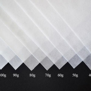 Polyester Spunbonded Nonwoven Fabric for Heat Tranfer Printing pictures & photos