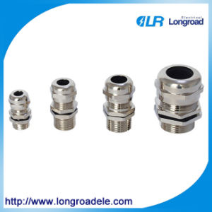 Pg13.5 Cable Gland Nut, Brass Cable Gland pictures & photos