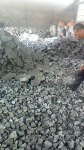 High quality Ferrosilicon/Fe Si/FeSi Briquettes with Various Grades pictures & photos