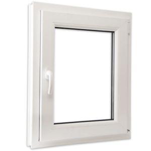 Australian Standard PVC Hinge Window Open Swing pictures & photos