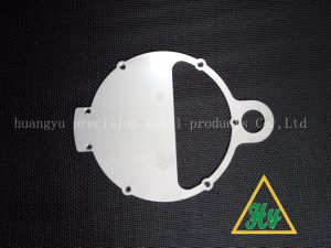 High Precision Sheet Metal Parts with Black Coating by China pictures & photos