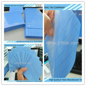 Silicon Rubber Thermal Sheet for LED/PCB pictures & photos