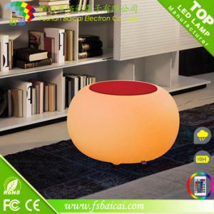 Color Changing Bar Table / Modern Bar Furniture for Dubai pictures & photos