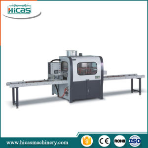 Save Paint 1000kg CNC Spray Painting Machine for Photo Frame pictures & photos