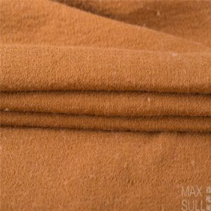 Mixed Wool Fabric for Winter Coat in Brown pictures & photos