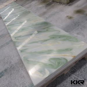 Translucent Slab for Lamp Acrylic Solid Surface pictures & photos