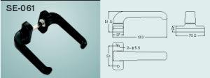 Aluminium Handle for Windows and Doors (SE-061) pictures & photos