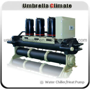 R134A Flooded Water Cooled Chiller/Heat Pump pictures & photos