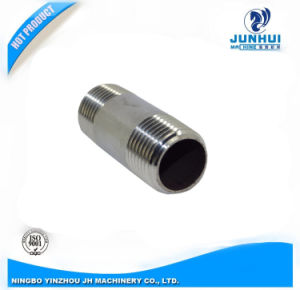 Stainless Steel 304 Customized Equal Pipe Fitting Nipple