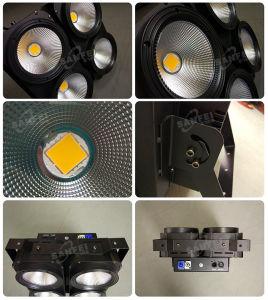COB LED Blinder 4 Eyes, 4PCS 100W Audience Blinder Light